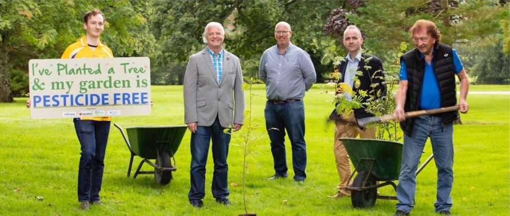 Creacon Founder Participates 7,500 Tree Planting Initiative